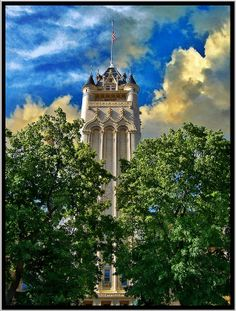 Spokane Washington ~ Spokane County Courthouse