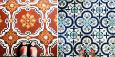 Projeto colaborativo reúne os pisos mais lindos do mundo pelo olhar das pessoas