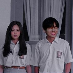 Kim Jennie, Kpop Couples, Cute Couples, Jimin, Bts Taehyung, All About Kpop, Pink Envelopes, K Pop, Blackpink And Bts