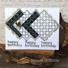 Maura's Musings: STAMPtember Celebration!!! Happy Birthday Cards, Favors, Celebrities, Projects, Inspiration, Happy Birthday Greeting Cards, Log Projects, Biblical Inspiration, Guest Gifts