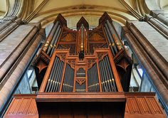 Pipe Organ, Chichester Cathedral