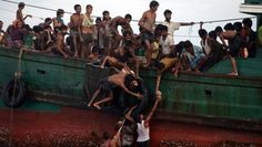 The Rohingya boat cr