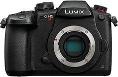 Just added to Digital Cameras on Best Buy : Panasonic - Lumix Mirrorless Camera (Body Only) - Black Bluetooth, Leica, Wi Fi, Body Noir, 4k Photos, Still Camera, Photo Animaliere, Camera Prices, Carte Sd