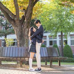 Extraordinary You - Kim Hye-yoon x Kpop Couples, Cute Couples, Actriz Anne Hathaway, Kim Ro Woon, Korean Couple Photoshoot, Mbc Drama, Drama Memes, Ulzzang Couple, Kdrama Actors