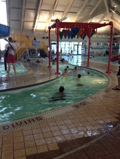 Awesome Bay Area Indoor Water Park - Silliman Activity and Family Aquatic Center