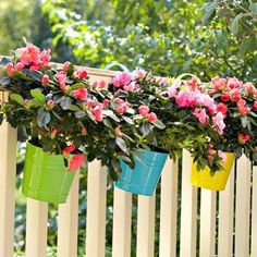 42 Ideas for small gardens – Balconies