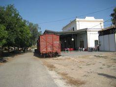 Estación de FF.CC. de Luque.