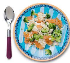 Pasta met broccoli en zalm - Recept - Jumbo Supermarkten