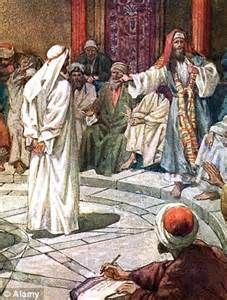 (Message by Tanny Keng)   0. About Caiaphas (High Priest)   a) Caiaphas was the leader of the religious group called the Sadducees. Educated...