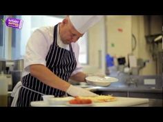 REVIEW- Gatwick Sofitel - an interview with executive chef David Woods    http://www.youtube.com/user/HolidayExtrasTV