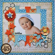 Karen's Scrap Spot: Graphic 45 Mother Goose cuteness