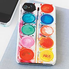 Personalised Paint Set Phone Case - phone & tablet covers & cases