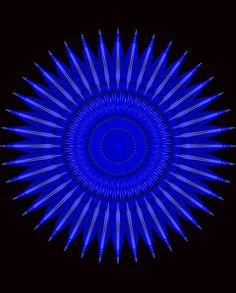Spirograph - Brilliant Blue