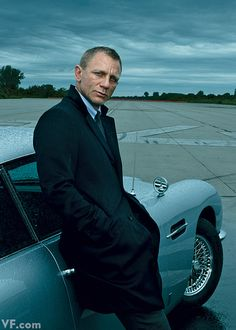 Daniel Craig. Sean Connery  will always be my Bond of choice but Daniel is my runner up and I think the he is a great 007.