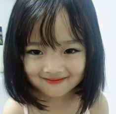 Cute Asian Babies, Korean Babies, Asian Kids, Cute Baby Meme, Baby Memes, Dad Baby, My Baby Girl, Baby Kids, Cute Baby Girl Pictures