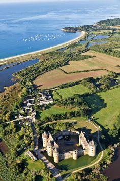 Château de Suscinio, Brittany -  France
