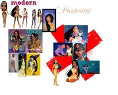 """modern Pocahontas"" by lara-224 ❤ liked on Polyvore"