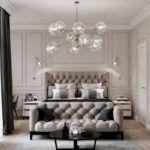 Cozy Small Bedrooms, Big Bedrooms, Small Master Bedroom, Master Bedroom Design, Luxurious Bedrooms, Attic Bedroom Storage, Bedroom Organization Diy, Bedroom Colors Purple, Bedroom Furniture Design