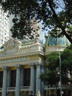 Teatro Municipal / Centro Histórico do Rio de Janeiro / 2012