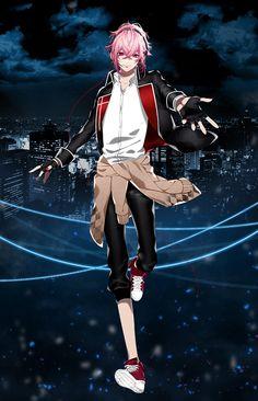 Character 【THANATOS NiGHT】 Official website