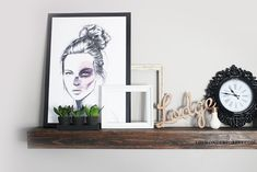 Dress Up Your Walls With These Unique Shelves