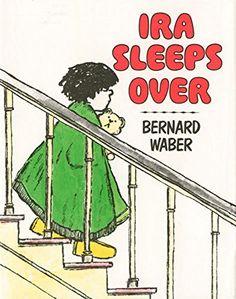 Ira Sleeps Over by Bernard Waber http://www.amazon.com/dp/0395205034/ref=cm_sw_r_pi_dp_f1snxb0C5AFTQ