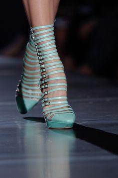 Zapatos Atelier Versace