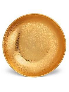 L'Objet Alchimie 24K Gold Coupe Bowl - Gold
