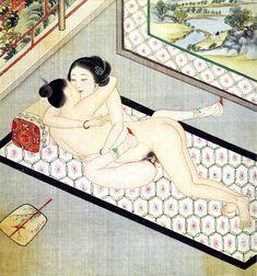 Chinese erotic art
