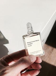 MAISON LOUIS MARIE 'CASSIS' PERFUMED OIL