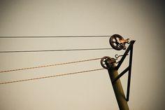 clothesline pullies