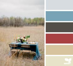 Color Setting via @designseeds #designseeds #seedscolor #color #colorpalette #color #palette #colour #colourpalette