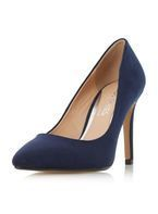 Womens *Head Over Heels By Dune 'Alice' Navy High Heel Shoes- Navy