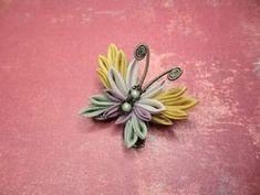 画像: 蝶のブローチ