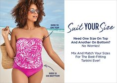Shop our New Arrivals Swimsuits at Swimsuits For All. Swimsuits For All, Swim Dress, Mix N Match, Tankinis, One Piece, Stylish, Swimwear, Quilt, Fashion