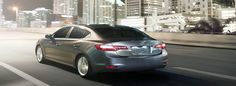 2013 Acura ILX at Chevy Chase Acura