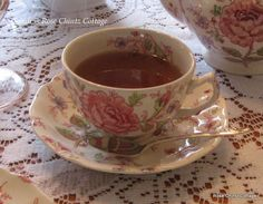 Rose Chintz Cottage: Tea Time Tuesday