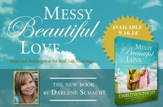 Messy Beautiful Love review and giveaway