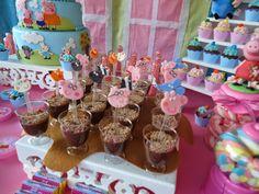 Biscuitando : Peppa Pig Poças de Lama