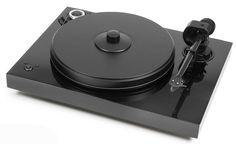 LP-проигрыватель Pro-Ject 2-Xperience SB DC (2M-Silver) Piano Black