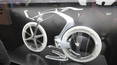 Peugeot's electric assist racing bike concept