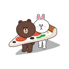 Brown & Cony Pizza