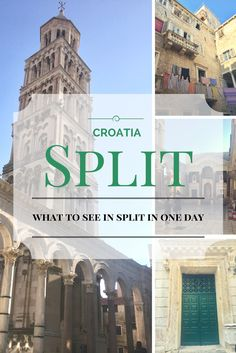 World Travel Connector | What to see in Split in one day: Tracing history's footsteps | http://www.worldtravelconnector.com