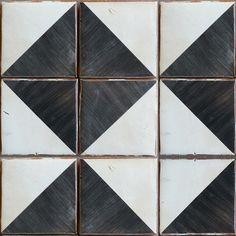 Mediterranean 6 By Tabarka Studio Handmade Tiles, Style Tile, Wall Treatments, Tile Patterns, Tile Design, Decoration, Tile Floor, Terracotta Tile, Hand Painted