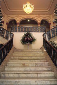 Club Habana Escalera principal