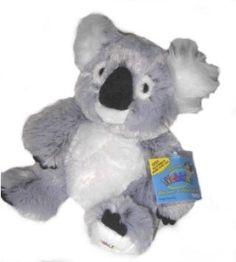 Koala bear Webkinz by Ganz Ganz http://www.amazon.com/dp/B000RKNI5W/ref=cm_sw_r_pi_dp_QIHcvb1J277DX