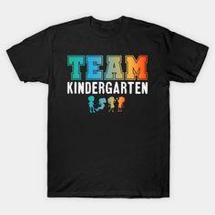 Team Kindergarten Nursery School Teacher Child T-Shirt – Ronole