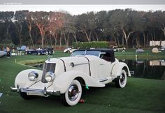 1936 Duesenberg Twelve Cylinder Prototype.  The most impressive motor that ever went under a hood!