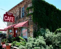 The Whistle Stop Cafe - Decatur, Texas