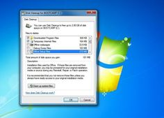 How to clean junk files off your Windows PC